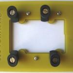 מתאם לבדיקה חשמלית למעגלים